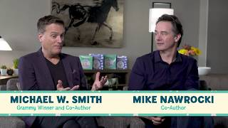 Michael W. Smith and Mike Nawrocki Talk About Their First Picture Book, Nighty Night and Good Night