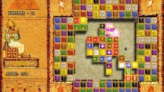 Brick Shooter Egypt - God Level difficulty
