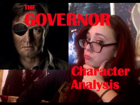 The Governor Character Analysis: The Walking Dead