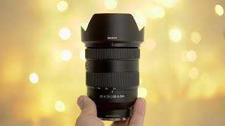 The BEST First Sony Lens!