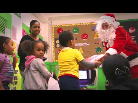 We-Care.com Spreads Holiday Joy At The Children's Aid Society