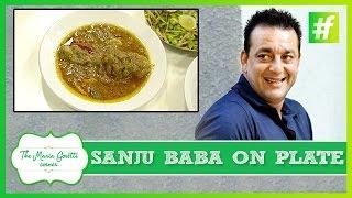 Sanjay Dutt Special - Chicken Sanju Baba | Maria Goretti |#fame food
