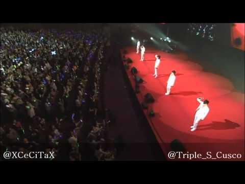 SS501-- Because I'm Stupid-- LIVE