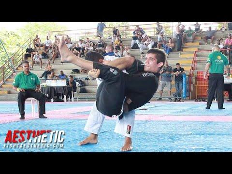 Alex Cabanes ATOS Black Belt || Sponsored by Aesthetic