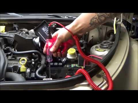 2003 Chrysler PT Cruiser, Cooling Fan Troubleshooting