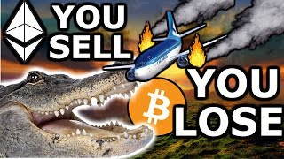 🚨Market Panic! Bakkt Delay! Should YOU SELL? BTC Drops to..