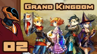 Ignore Cannons, Fight More! - Let's Play Grand Kingdom - PS4 Gameplay Part 2