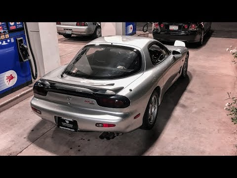 MORE CAR PARTS FOR THE JDM RX7!!