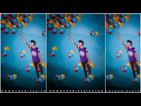 Photoshop Manipulation Editing Tutorial 2017 |Hass Haisb|Tapas Editz|