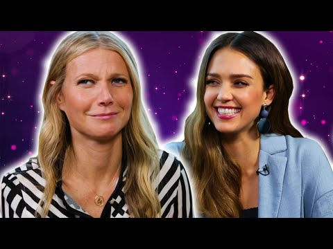 Thumbnail: Gwyneth Paltrow And Jessica Alba Share Life Advice