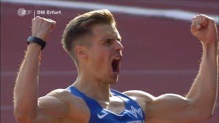 DM Erfurt 2017 - 200m Männer