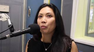 Diem Huong Young in The Sustainable Hour: Clothing advice