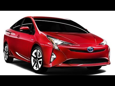 New Toyota Prius To Launch In January 2017
