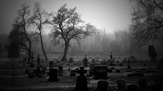 Graveyard Creepy Music - Scary Ambience - Tombs - Cemetery - Horror Sounds for Halloween 2021