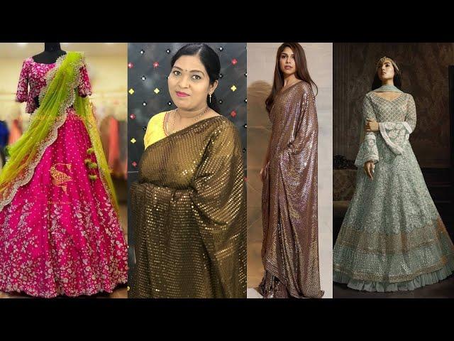 Buy Designer Net Embroidery Salwar Kameez/Lehenga Choli/Sequins Saree #boutique  #prititrendz #cod