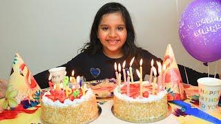 حفلة عيد ميلاد أختي الكبيرة ! 🎂 happy birthday party