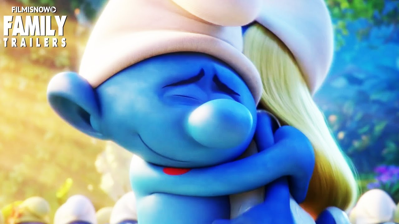 Smurfs the lost village find out the secrets behind the - Hefty smurf the lost village ...