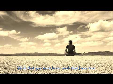 ECHO & THE BUNNYMEN - Rust (lyrics on screen, 1999)