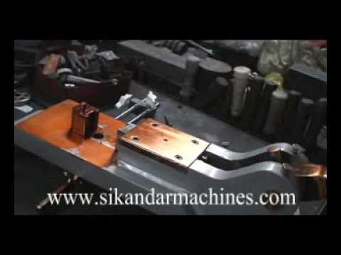 Heavy Duty Steel Rule Bending Machine