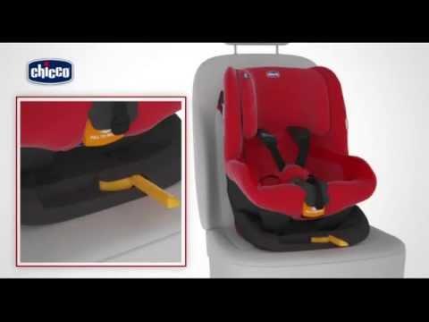 Oasys 1 - Группа 1 (9 - 18 кг) - видео по установке