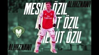 MESUT ÖZIL Best Arsenal player in the last Decade