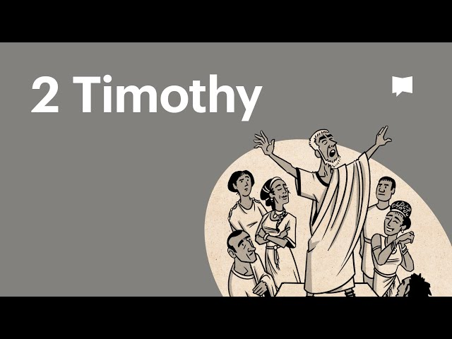Overview: 2 Timothy