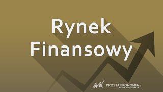 Rynek finansowy | Wprowadzenie