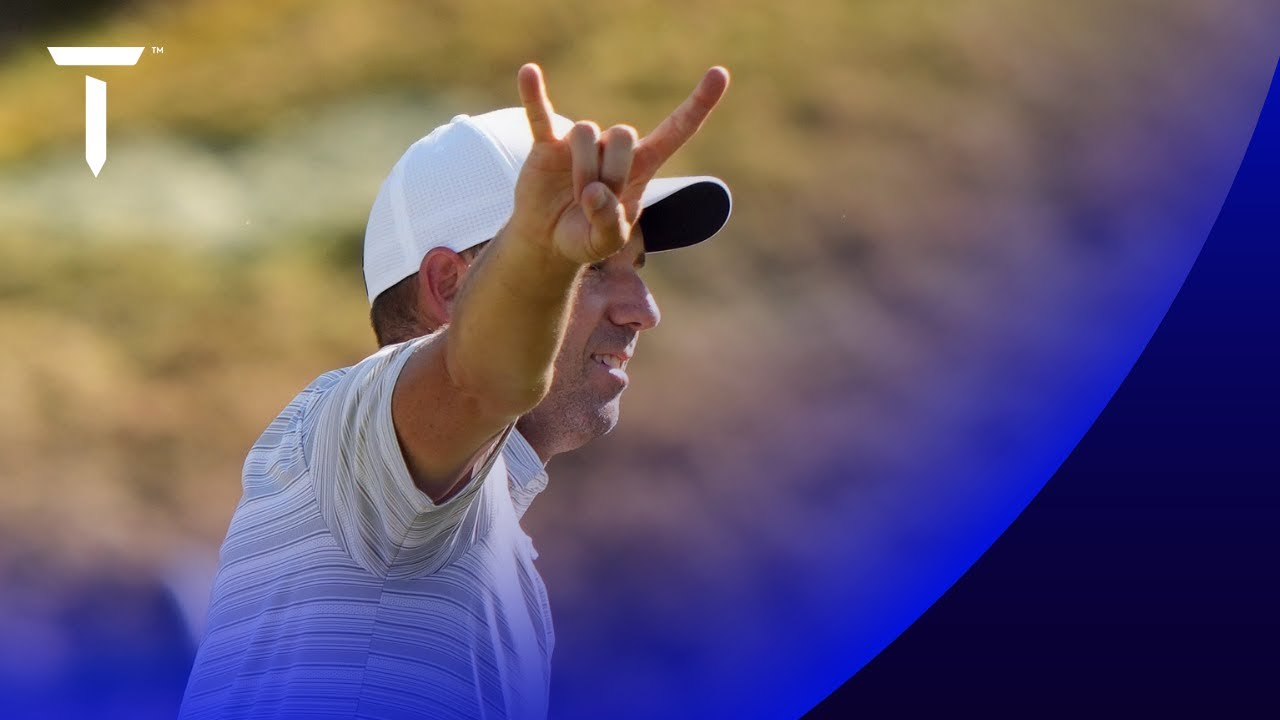 Sergio Garcia makes walk-off hole-in-one in playoff to win match! | 2021 WGC-Dell Match Play