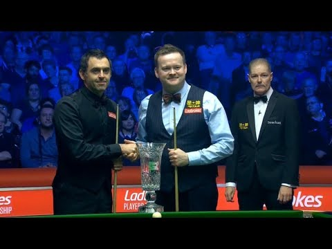 Ronnie O'Sullivan v Shaun Murphy Final Players Championship 2018