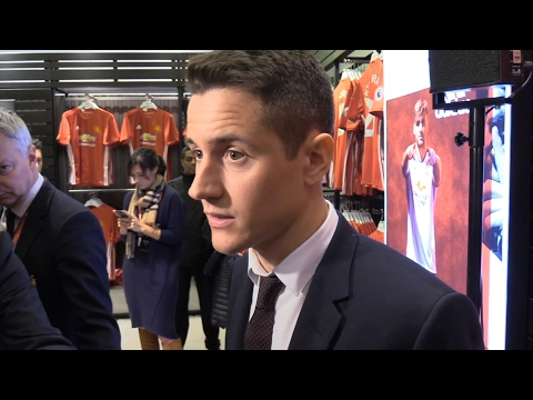 Ander Herrera Interview - On Manchester United's Top Four Battle