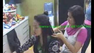 Baduy at Plastik daw sa GMA according to Mariel