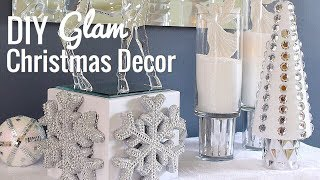 DIY Christmas Glam | Easy Dollar Tree Decor