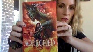 Author Mari Mancusi talks about the Scorched series