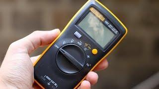 Самый доступный мультиметр FLUKE. ОБЗОР FLUKE F101