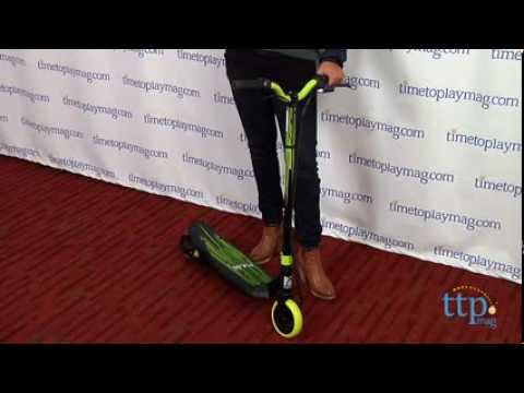 Pulse Performance Electric Lightning Scooter From Bravo Sports Youtube