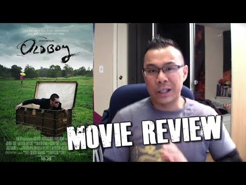 Oldboy 2013 remake Review by Ragin Ronin (Spike Lee)