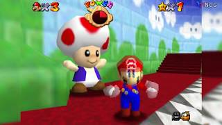 Super Mario 64 Chaos Edition - Gameplay Parte # 1