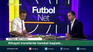 FUTBOL NET CANLI - Nihayet transferde hareket başladı... Emek Ege ve Nebil Evren yorumluyor.