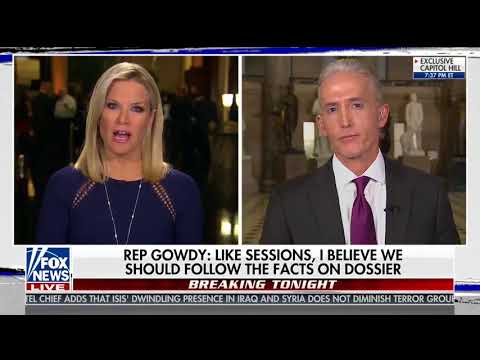 Chairman Gowdy on The Story with Martha MacCallum
