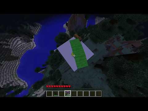 PARAŞÜT ! - Minecraft Mod Tanıtımları