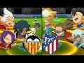 [Full HD 1080P] Inazuma Eleven La Liga ~ Valencia vs Atletico Madrid ※Pokemon Anchor※