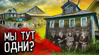 Заброшенная деревня: там прошло все детство. Вернулся спустя 20 лет в глушь Ярославской области