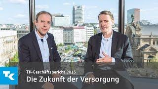 """""""Die Zukunft der Versorgung"""" - Dr. Friedrich von Bohlen und Halbach im Gespräch mit Daniel Cardinal"""