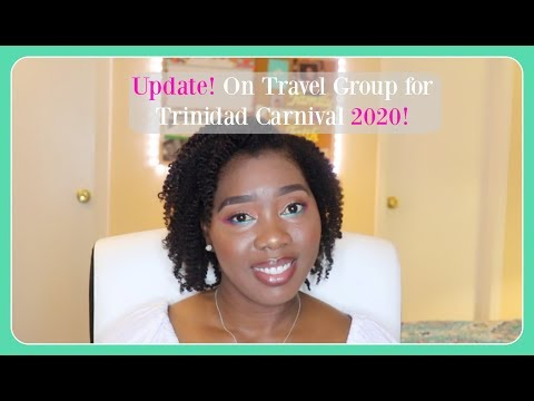 UPDATE! Travel Group for Trinidad Carnival 2020 | Mickisha868