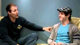Bobby Steggert interviews Marc Kudisch