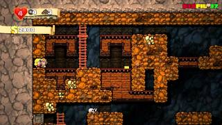 Spelunky (Steam) - PC Gameplay (HD)