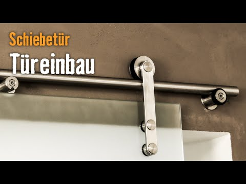 t r einbauen schiebet r kapitel 2 t reinbau hornbach meisterschmiede youtube. Black Bedroom Furniture Sets. Home Design Ideas