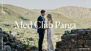 Parga Greece Wedding Video | Areti & Dan | Greece