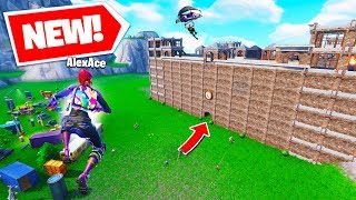 So we played a MINECRAFT Gamemode In FORTNITE...