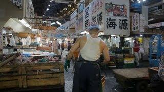 Tsukiji Fish Market | Tokyo 2012 【築地 / 東京】